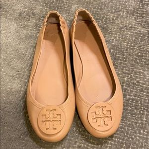 Tory Burch Foldable Minnie Travel Ballet Flats 9